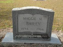 Maggie <i>Maultsby</i> Bailey