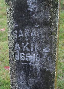 Sarah Akins