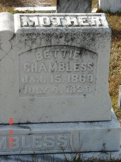 Bettie Chambless