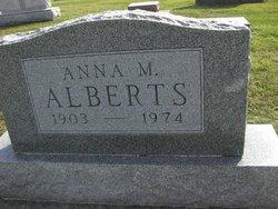 Anna M. Alberts
