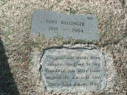 Tony Ballanger
