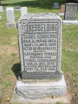 Catherine <i>Israel</i> Kesselring