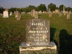 Rachel <i>Bolick</i> Barger