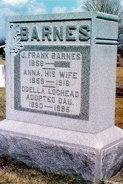 Anna <i>Lochead</i> Barnes