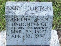 Bertha Jean Curton