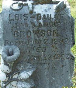Lois Crowson