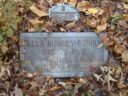 Ella <i>Rumley</i> Busbia