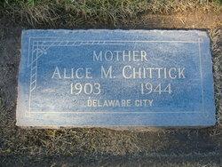 Alice Marie <i>Boyer</i> Chittick