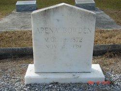 Arena Bowden