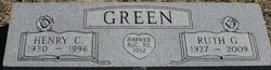 Ruth G. Green