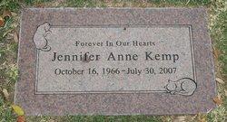 Jennifer Anne Kemp