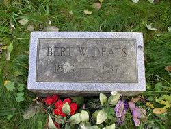 Bert W Deats