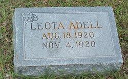 Leota Adell Crawford