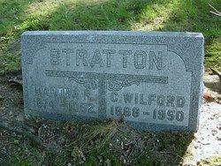 Martha Rozella <i>Shears</i> Stratton