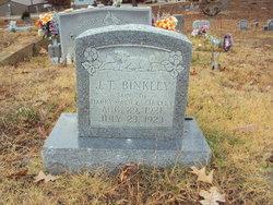 J. T. Binkley