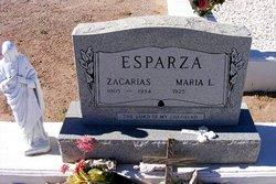Zacarias Esparza