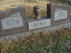 Allene S <i>Franklin</i> Byrd