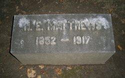 Nelson Edwin Matthews