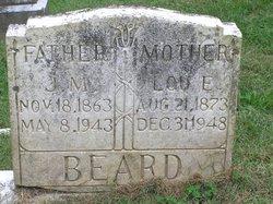 Lou Ella <i>Britton</i> Beard
