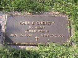 Earl E. Christy
