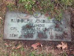 Rudolph Anderson