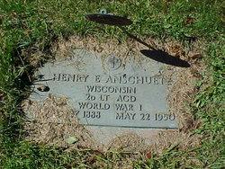 Henry E. Anschuetz