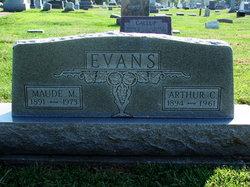 Arthur Clay Evans
