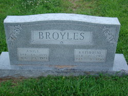 Angelo Richard Ange Broyles