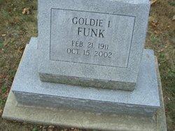 Goldie I. <i>Winters</i> Funk