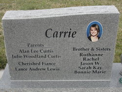 Carrie May Curtis