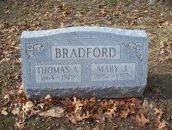 Thomas A. Bradford