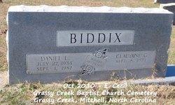 Claudine <i>Grindstaff</i> Biddix