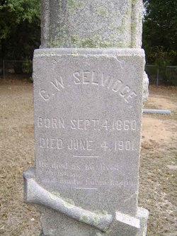 Charles William Selvidge
