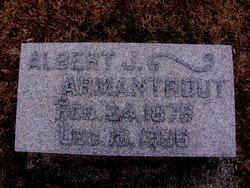 Albert J Armantrout