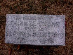 Eliza J <i>Crane</i> Armantrout