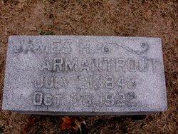 James H Armantrout