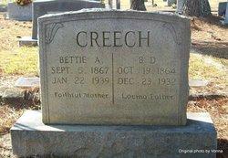 Bettie A. Creech