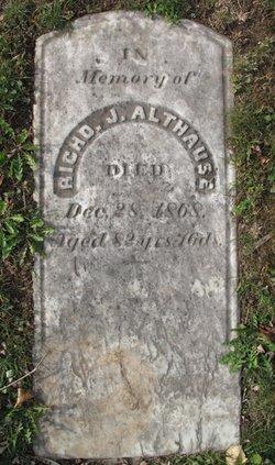Richard J. Althouse
