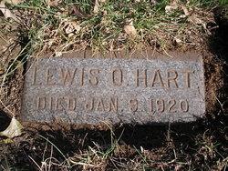 Lewis Oliver Hart