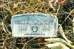 William Franklin Frankie Fight