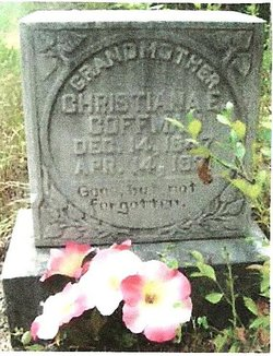 Christina Elizabeth <i>Hill</i> Coffman