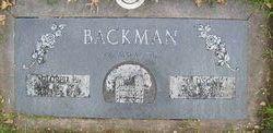 Carl Oscar Backman