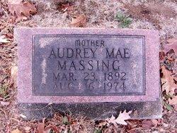 Audrey Mae <i>Lehman</i> Massing