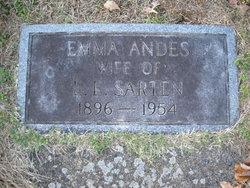Mary Emma <i>Andes</i> Sarten
