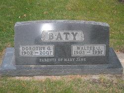 Walter Baty