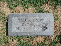 Martha <i>McCaw</i> Demaree