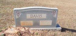 Margaret B Davis