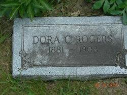 Dora <i>Hawley</i> Rogers