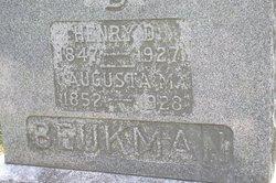 Augusta M Beukman