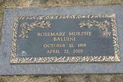 Rosemary <i>Murphy</i> Baldini